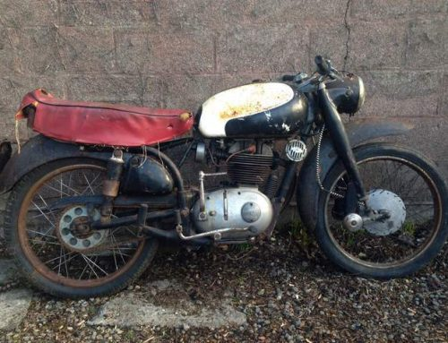 1955 Moto Parilla 175TS for sale
